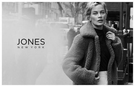 An image from Jones New York's fall 2019 advertising campaign