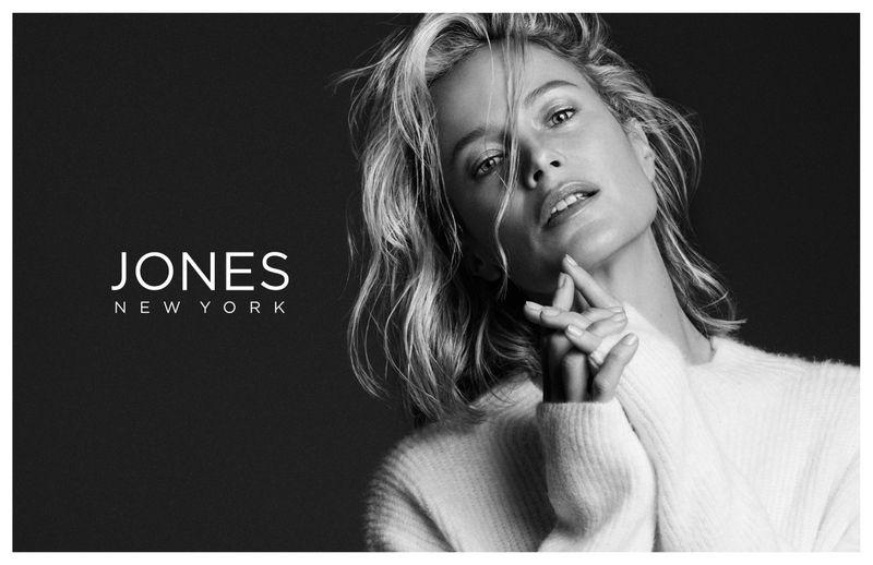 Model Carolyn Murphy fronts Jones New York fall-winter 2019 campaign
