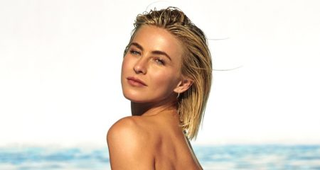 Julianne Hough Strips Down for Women's Health Cover Story