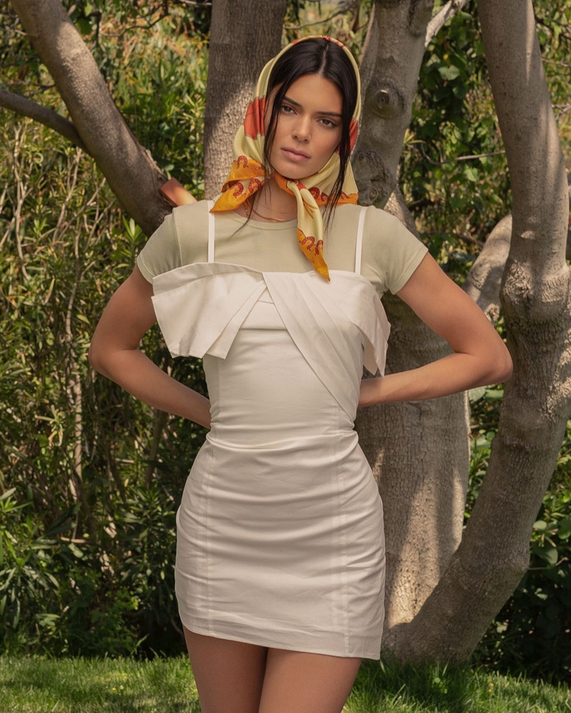Kendall Jenner Is On-Trend in Kendall + Kylie Summer 2019 Collection