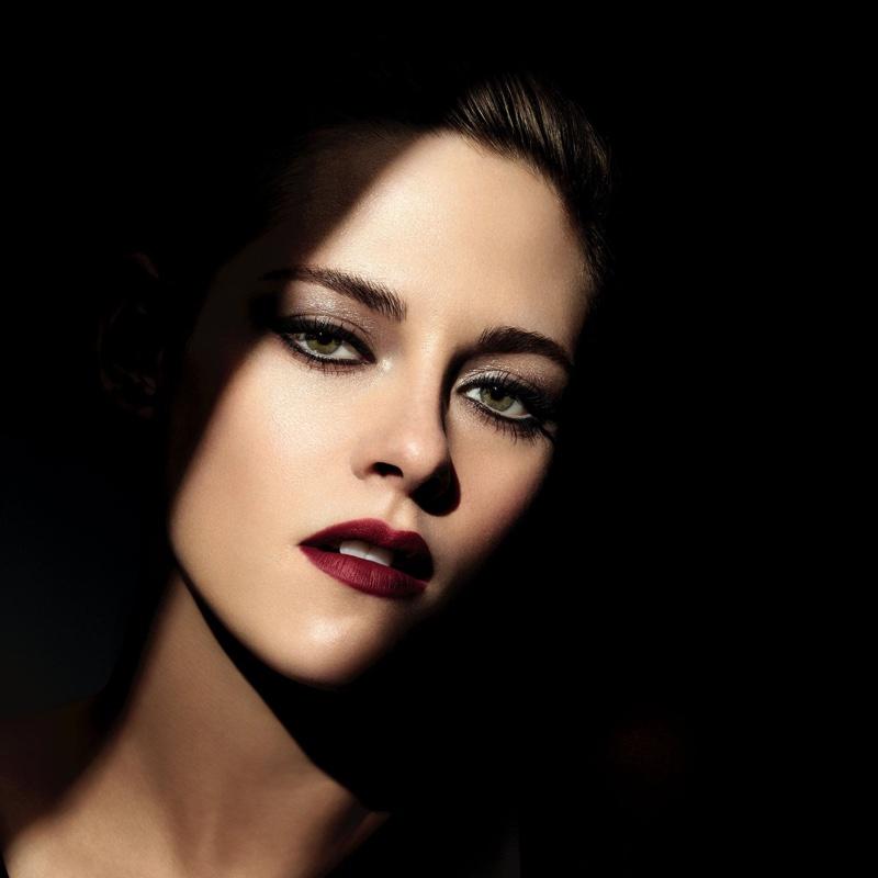 Actress Kristen Stewart fronts Chanel Noir et Blanc fall-winter 2019 makeup campaign