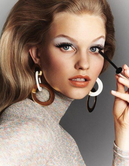 Lotta Kaijärvi Models Eye-Catching Beauty for Vogue Czechoslovakia