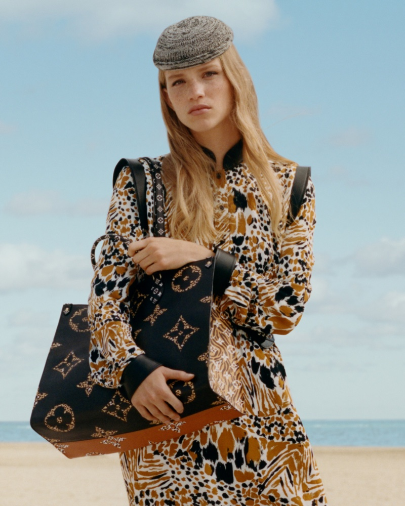 Louis Vuitton launches Monogram Jungle capsule collection