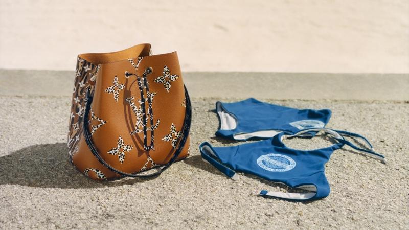 NéoNoé bucket bag from Louis Vuitton Monogram Jungle collection