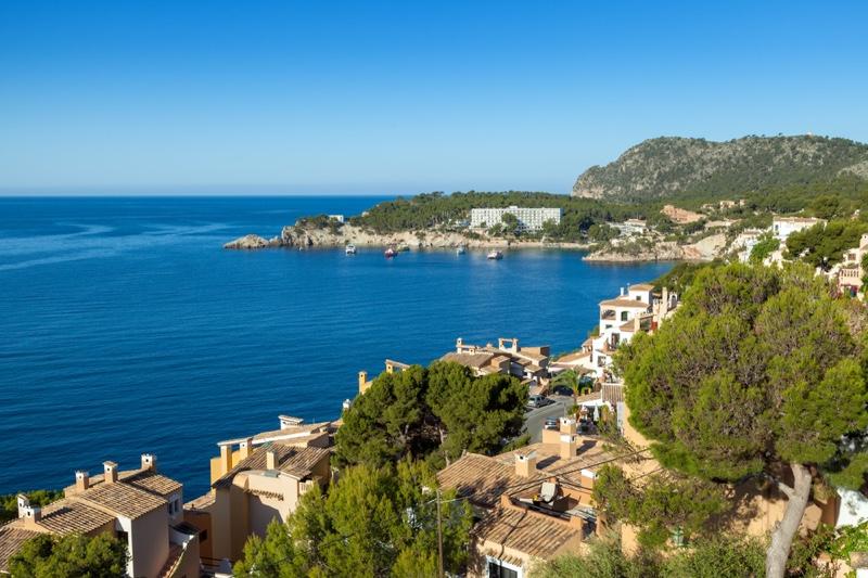 Mallorca Landscape Sea