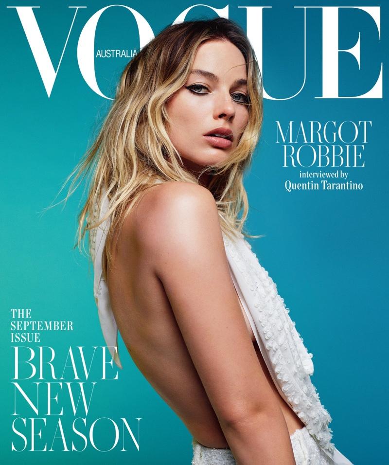 Margot Robbie on Vogue Australia September 2019 Cover