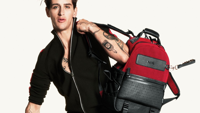 Austin Augie fronts MICHAEL Michael Kors fall-winter 2019 campaign