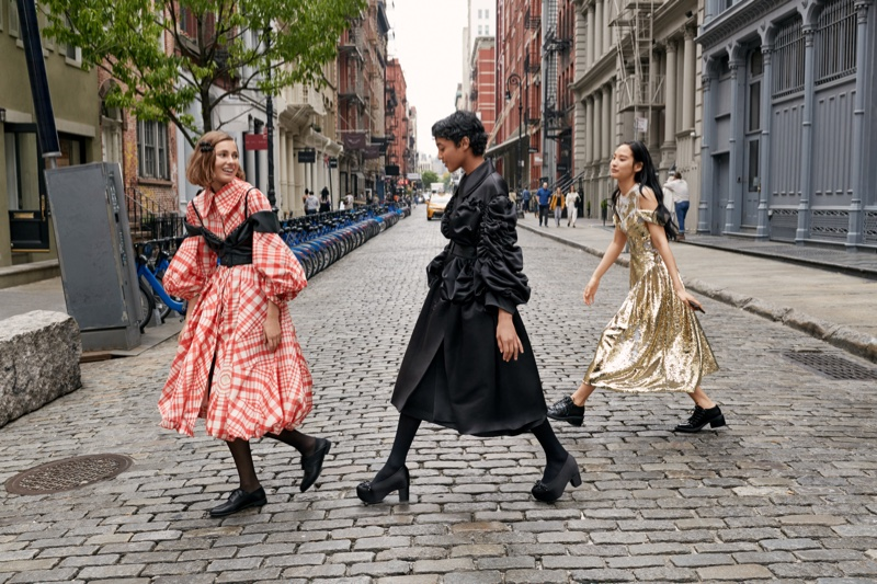 Nordstrom fall 2019 campaign. Photo: Gus Powell