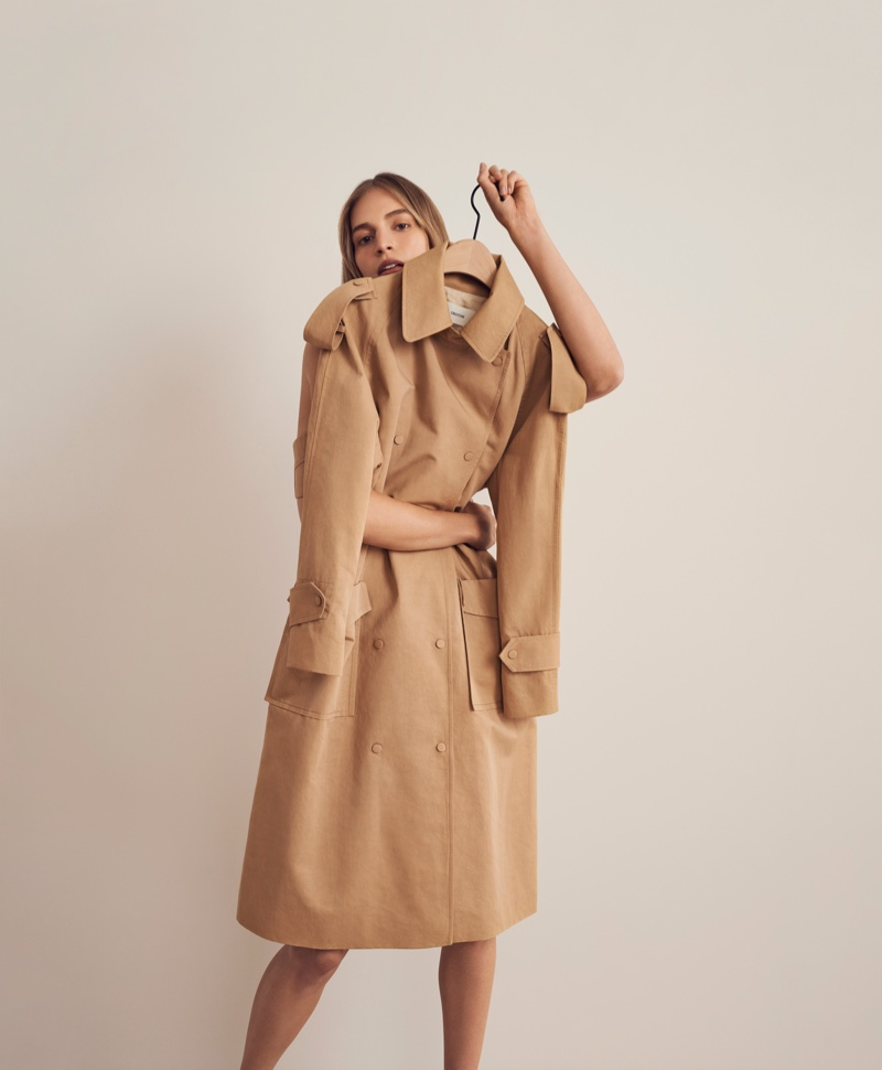 Australian brand Oroton unveils spring-summer 2019 ready-to-wear campaign
