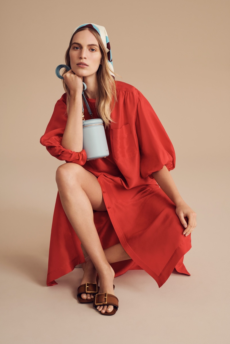 Oroton unveils Are You Ready to Wear spring-summer 2019 campaign