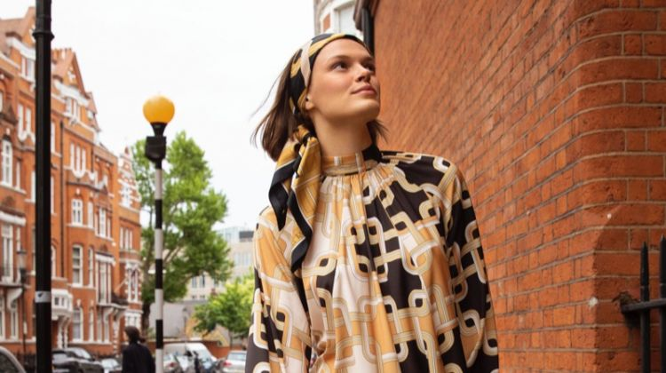 Vintage prints stand out in Richard Allan x H&M collection