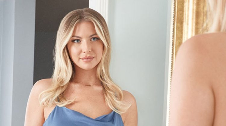 Stassi Schroeder Poses in JustFab Collection #2