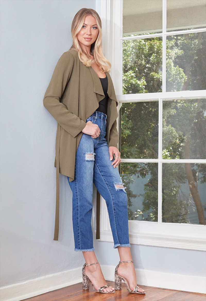 JustFab links up with Stassi Schroeder on second Outfit of the Day collaboration