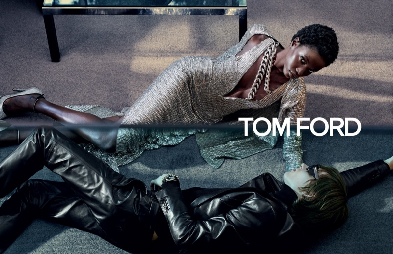 Steven Klein photographs Tom Ford fall-winter 2019 campaign