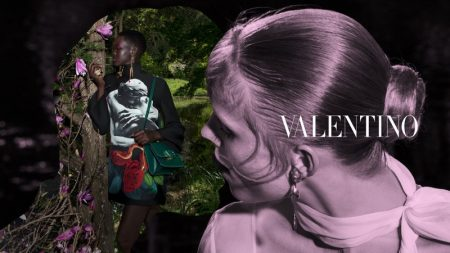 Valentino Gets Romantic With Fall 2019 Campaign