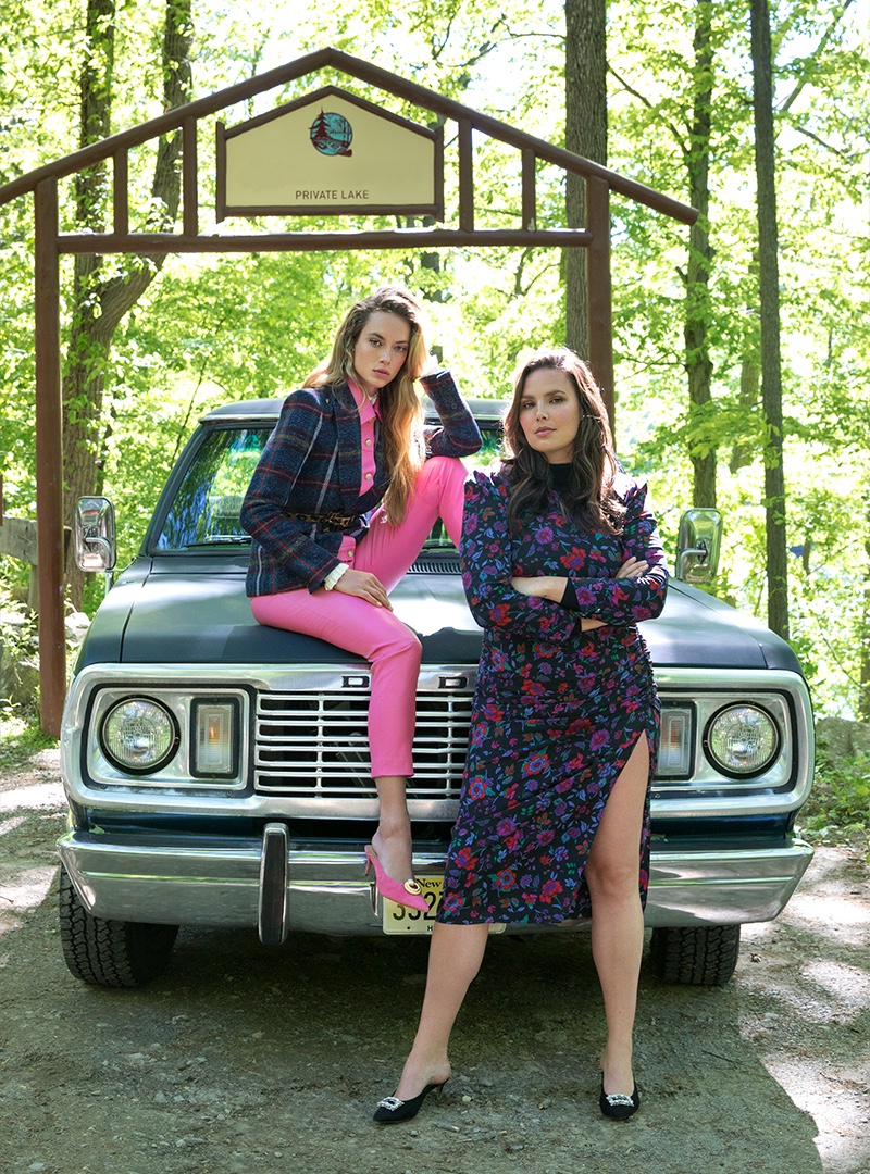 Veronica Beard heads outdoors for fall-winter 2019 campaign