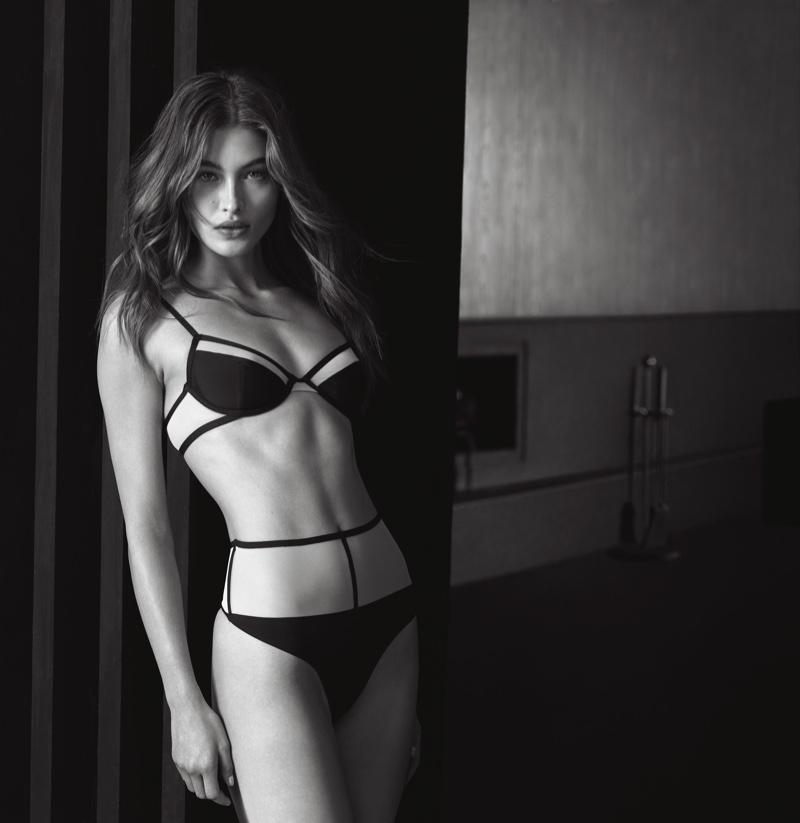 Grace Elizabeth stars in Victoria's Secret fall 2019 campaign