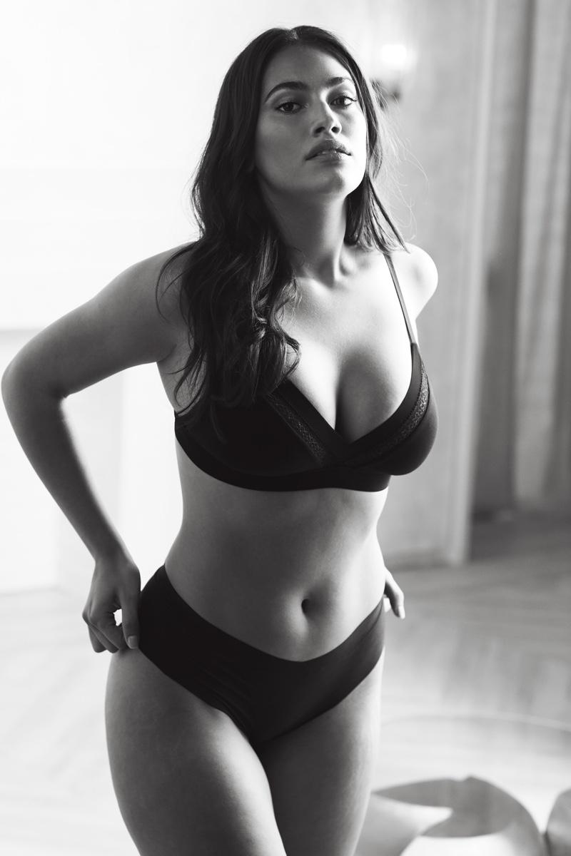 Lorena Duran appears in Victoria's Secret fall 2019 campaign