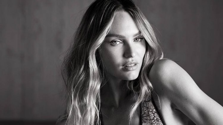 Candice Swanepoel, Grace Elizabeth Star in Victoria's Secret Fall '19 Campaign