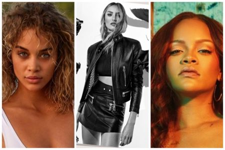 Week in Review   Jasmine Sanders for SI Swimsuit, Rihanna in Savage x Fenty, Candice Swanepoel for Animale + More