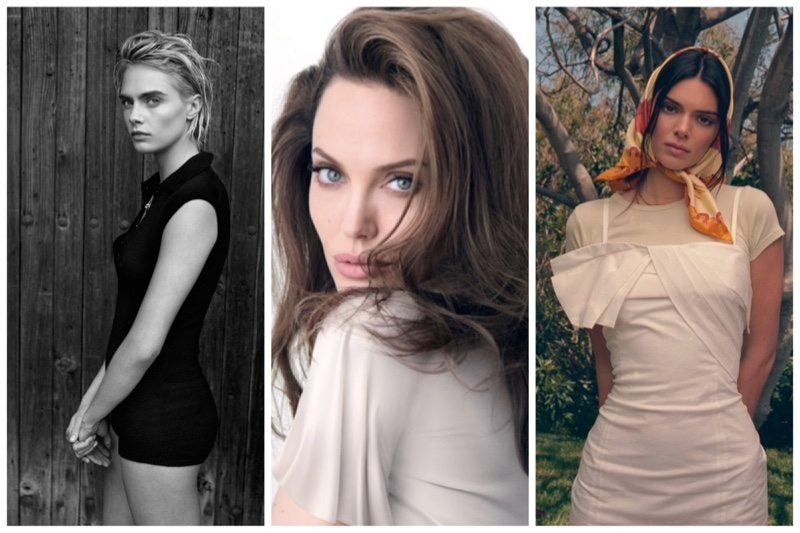 Week in Review | Cara Delevingne's New Cover, Kendall Jenner for Kendall + Kylie, Angelina Jolie in Mon Guerlain + More