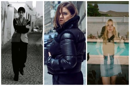 Week in Review | Alessandra Ambrosio's New Cover, Barbara Palvin for Mackage, Dakota Fanning on PORTER Edit