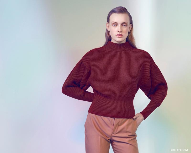 Sweater and Pant Zara. Photo: Milos Mlynarik