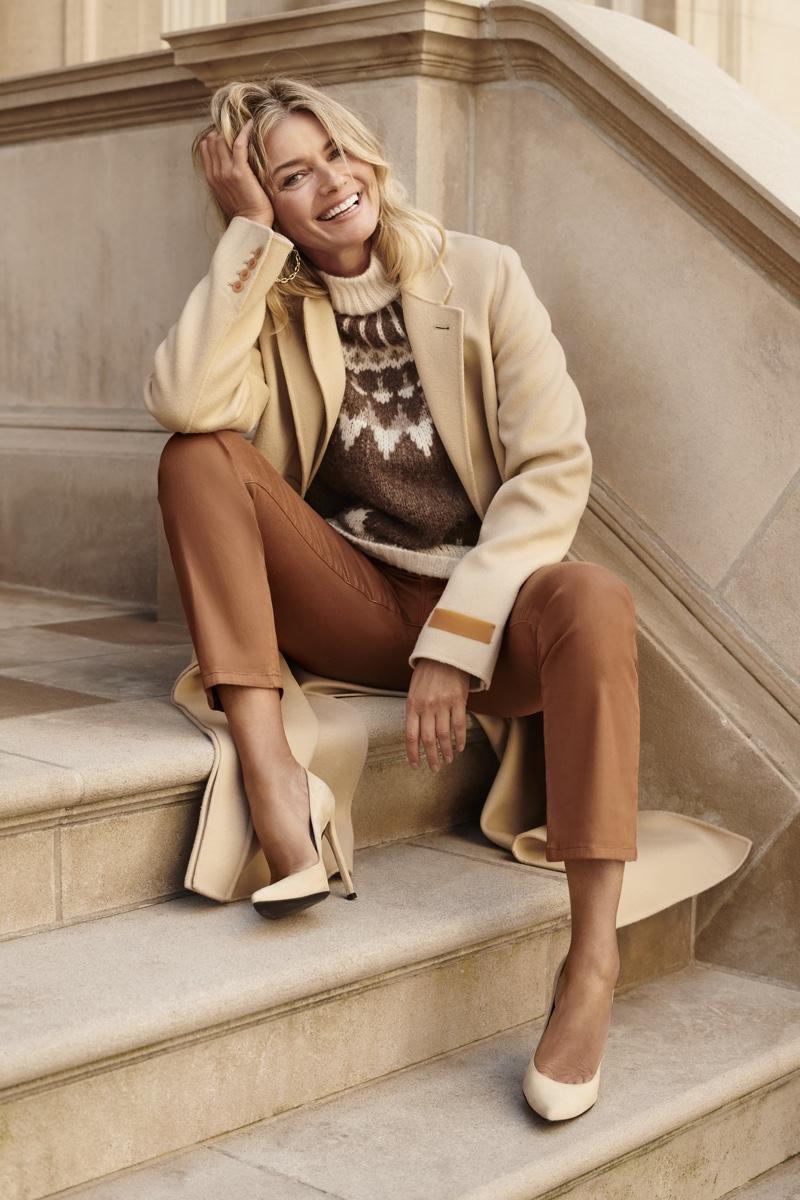 Paulina Porizkova fronts Bloomingdale's Mix Masters fall 2019 campaign