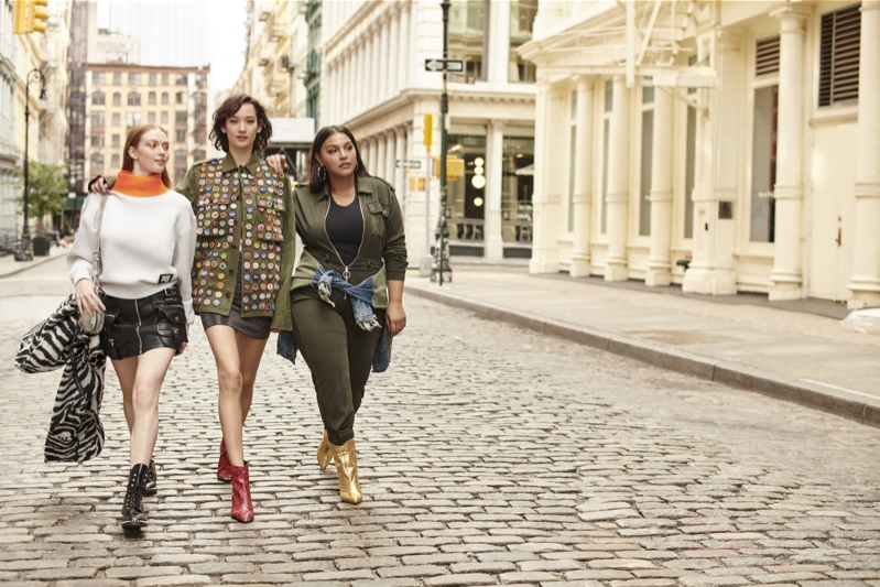 Bloomingdale's launches Mix Masters fall 2019 campaign