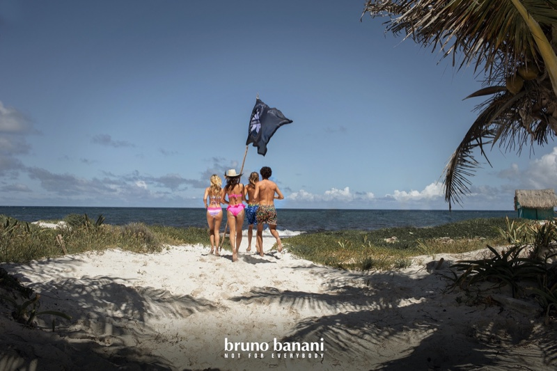 Bruno Banani hits the beach for summer 2020 campaign