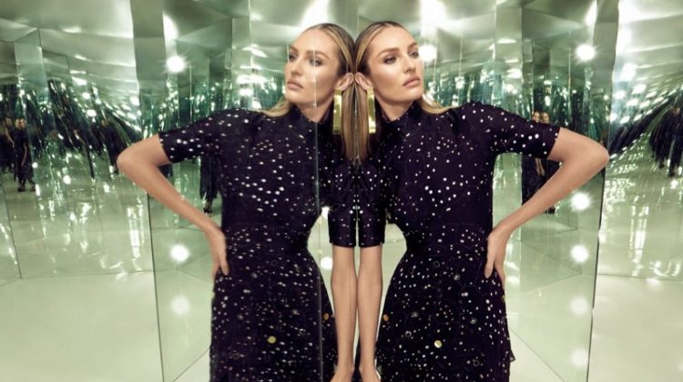 Candice Swanepoel returns for Animale Surreal campaign