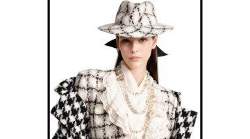 Vittoria Ceretti stars in Chanel fall-winter 2019 campaign