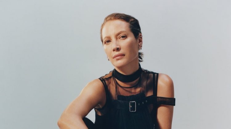 Christy Turlington stars in MATCHESFASHION fall-winter 2019 campaign