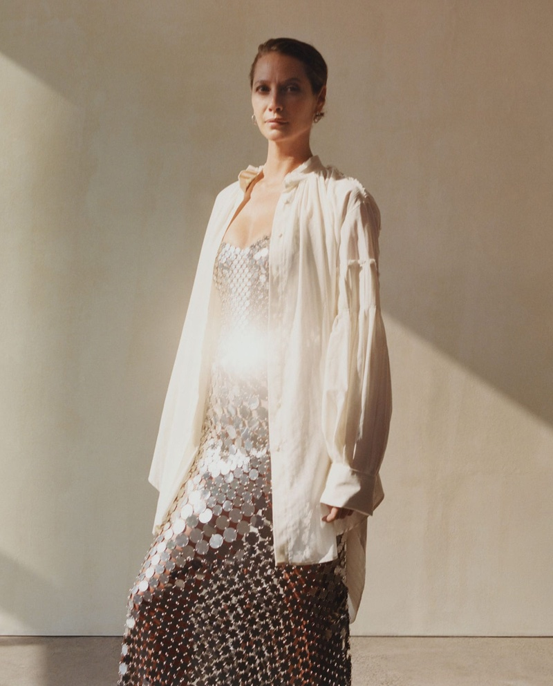 Supermodel Christy Turlington fronts MATCHESFASHION fall-winter 2019 campaign