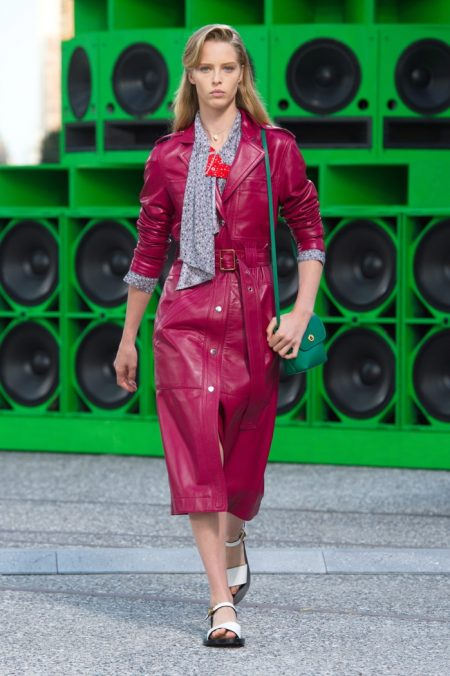 Coach Goes Sleek for Spring 2020 Collection