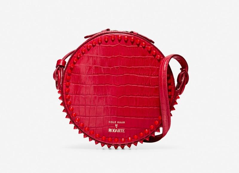 Cole Haan x Rodarte Circle Bag in True Red $258