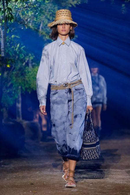 Dior Delivers Natural Elegance for Spring 2020