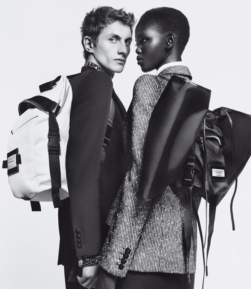 Givenchy unveils Winter of Eden fall-winter 2019 campaign