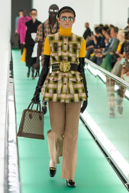 Gucci Goes Sleek for Spring 2020