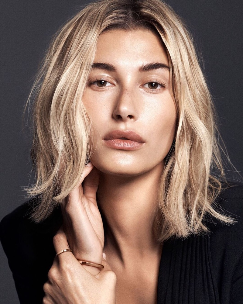 Hailey Baldwin stars in Daniel Wellington Iconic Link campaign