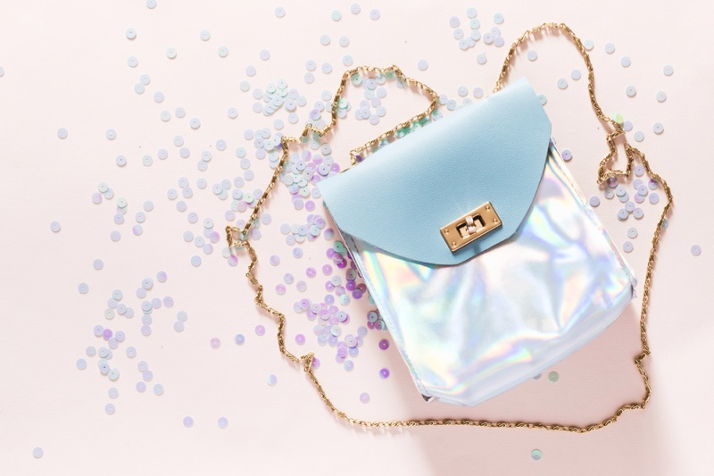 Holographic Bag Sequins