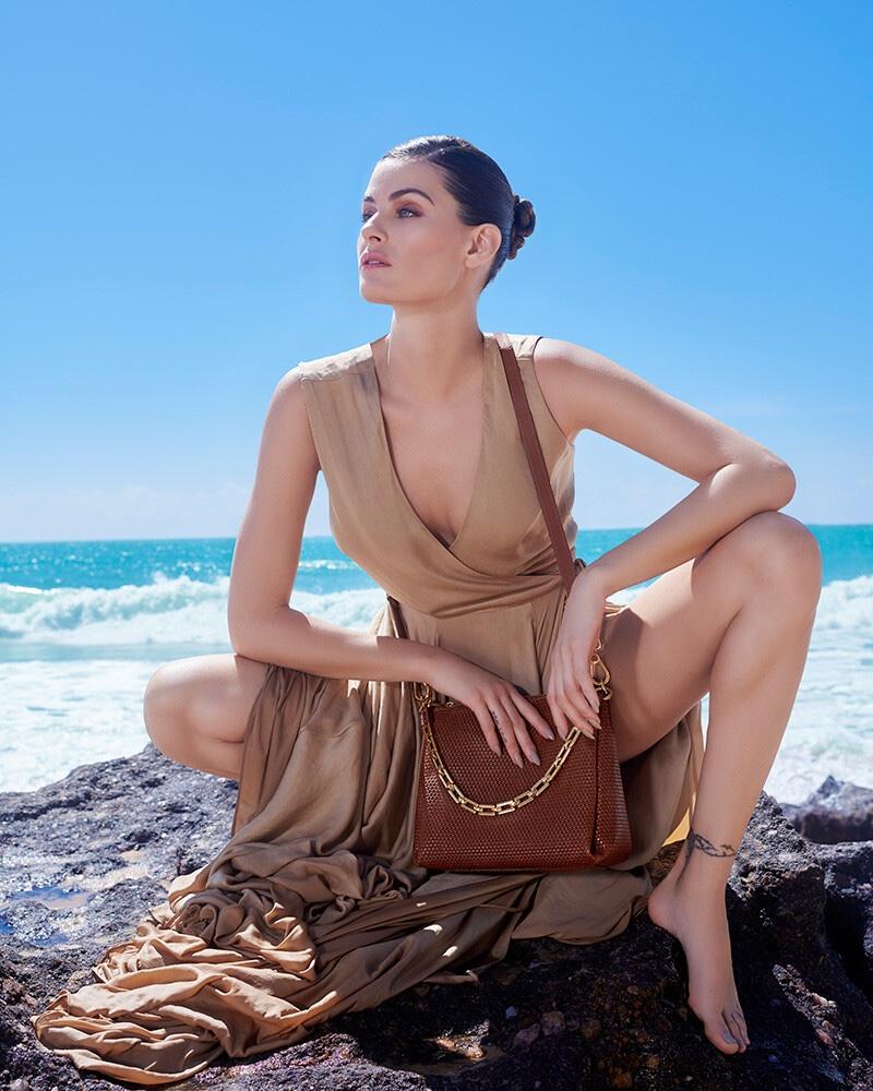 Lua da Luz taps Isabeli Fontana for summer 2020 campaign