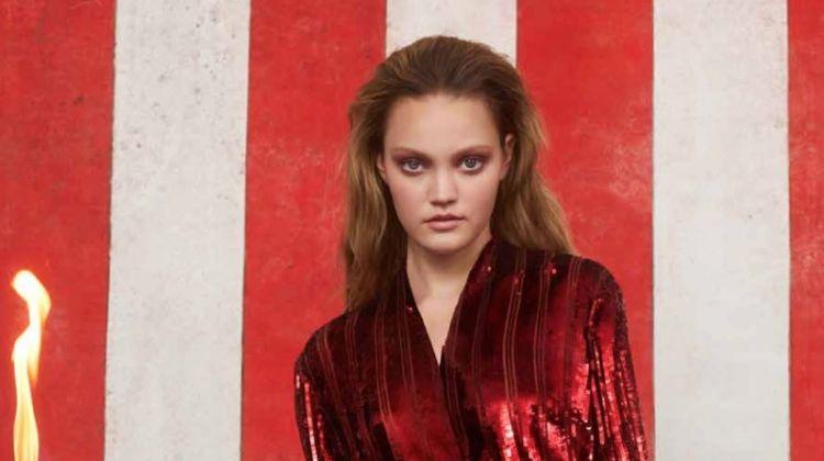 Jessica Whitlow Takes On Circus Fashion for Numero Russia