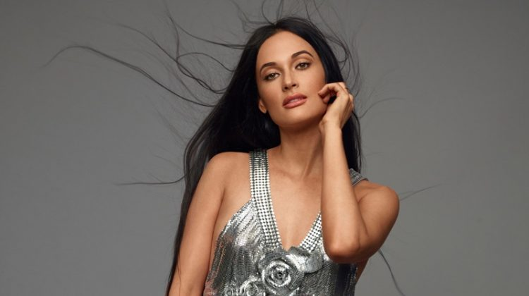 Kacey Musgraves shines in Paco Rabanne dress
