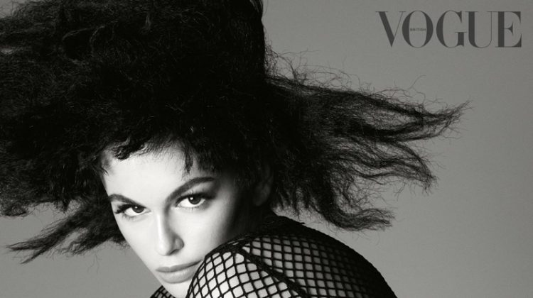 Kaia Gerber Lands First Vogue UK Cover (Photos)