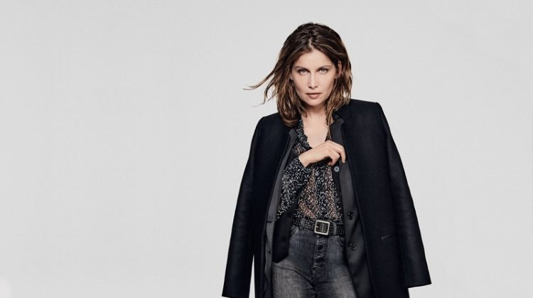 Ikks taps Laetitia Casta for fall-winter 2019 campaign
