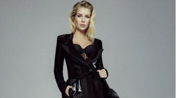 Lottie Moss Wears New Season Looks for ELLE Slovenia