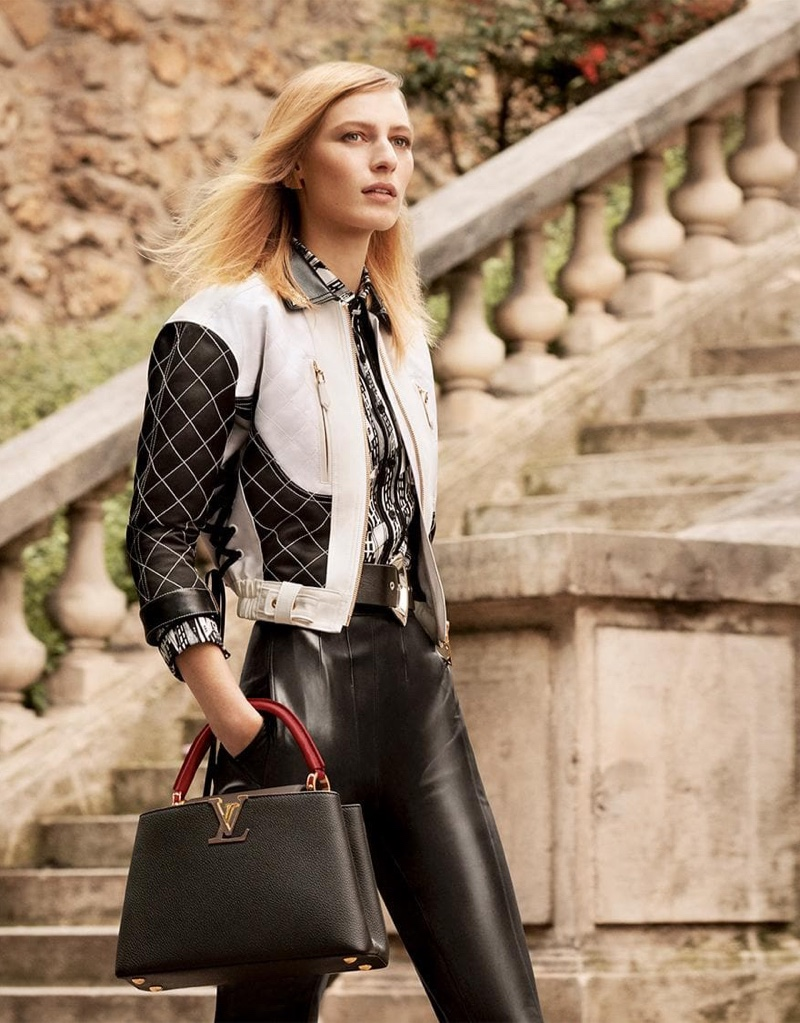 Louis Vuitton unveils Capucines bag fall-winter 2019 campaign
