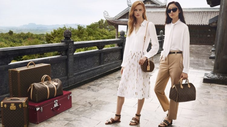 Louis Vuitton unveils Spirit of Travel 2019 campaign
