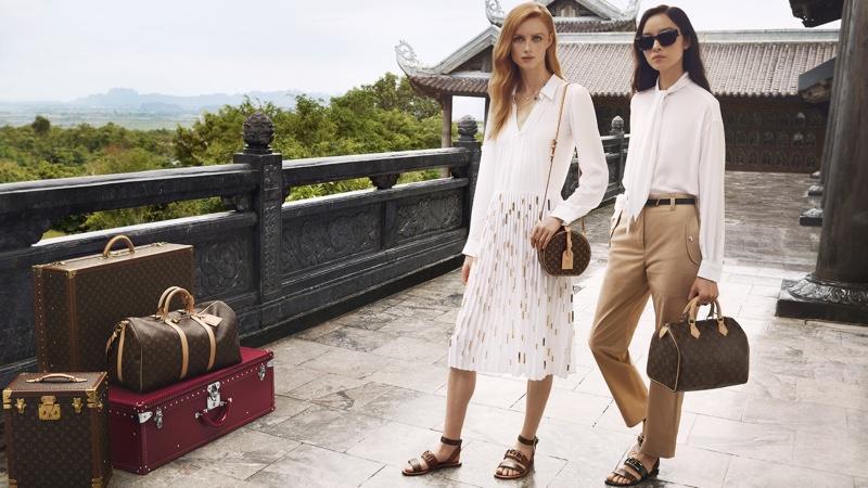Louis Vuitton unveils Spirit of Travel 2019 campaign